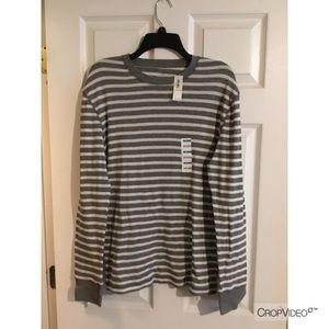 Striped Men's Long Sleeve